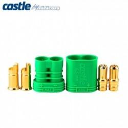Castle Creations CC Polarized Bullet Connector 6.5 mm - 011-0053-00