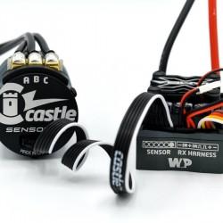Castle Creations Direct Sensor Cable 200mm - CC011-0145-00