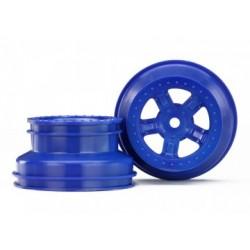 Traxxas 7673 Wheel SCT Blue LaTrax PreRunner (2)