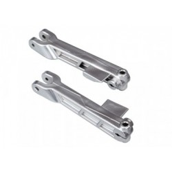 Traxxas 8597X Sway Bar Arms Rear Satin Chrome UDR