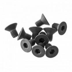 ARRMA Flat Head Screw 3xX5mm (10)