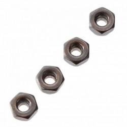 ARRMA Nylon Nut 2.5mm (4)