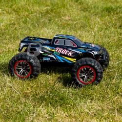 X-Truck Mega - Velkørende fjernstyret bil med 4WD og 2 x motorer!