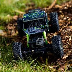 Rock Crawler Destroyer 1:18 - super sej fjernstyet offroader