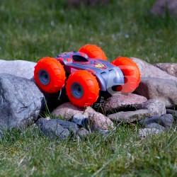 Mini SURmount - super smart prisbillig holdbar fjernstyret stunt-bil!
