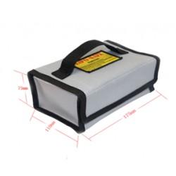 LiPo Safe-bag / LiPo-taske, sikkerhedstaske til lipo-batterier