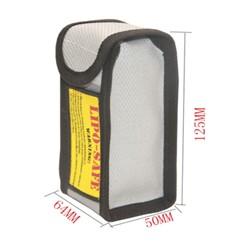 LiPo Safe-bag / LiPo-taske, lille sikkerhedstaske til lipo-batterier