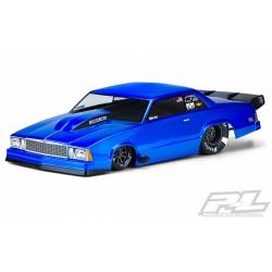 Proline Body 1978 Chevrolet Malibu Clear Slash 2WD Drag Car