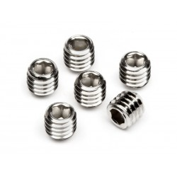 HPI-Z700 - Set Screw M3X3mm 6Pcs
