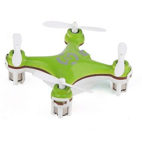 Nano Quadcopter med 3D-Roll!