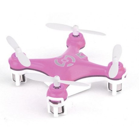 Nano Quadcopter med 3D-Roll!