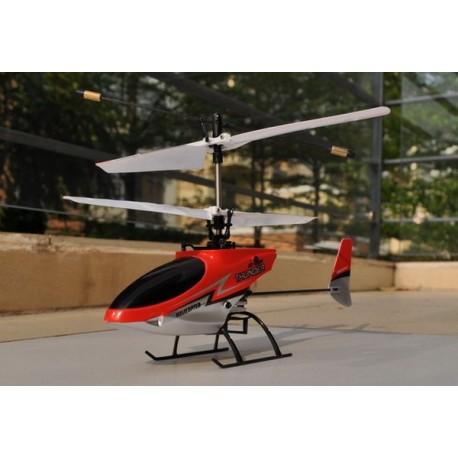 Thunder - Ekstrem stabil helikopter!