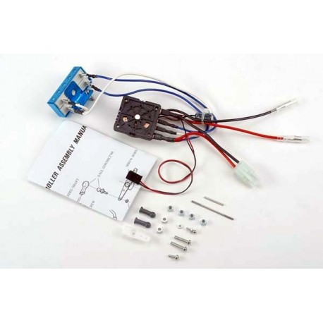 Traxxas 2818 Rotary mechanical speed control with resistors
