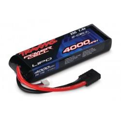 Traxxas 2841 4000mah 7.4v 2-Cell 25C LiPO Battery