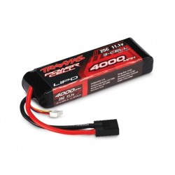 Traxxas 2849 4000mah 11.1v 3-Cell 25C LiPO Battery
