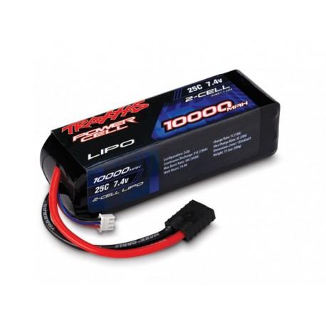 Traxxas 2854 10000mAh 7.4v 2-Cell 25C LiPO Battery