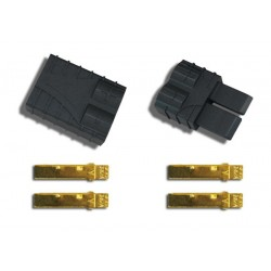 Traxxas 3060 Traxxas Connector (male/female) (1 pair)