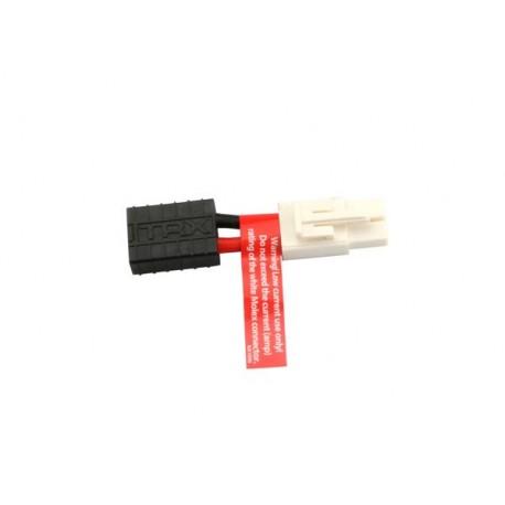 Traxxas 3062 Adapter, Traxxas connector female to Molex male (1)  (Note: Molex conn