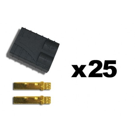 Traxxas 3081 Traxxas Connector (female) (25)