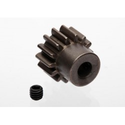 Traxxas 6488 Gear, 14-T pinion (1.0 metric pitch, 20° pressure angle) (fits 5mm sha