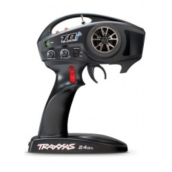 Traxxas 6507X TQi 2.4 GHz radio system, 4-channel with Traxxas Link Wireless Module