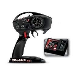 Traxxas 6508 TQi 2.4 GHz High Output radio system, 4-channel (4-ch. transmitter & 5
