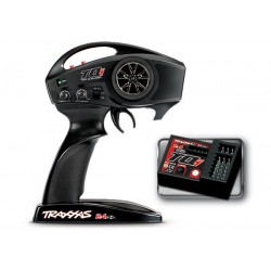 Traxxas 6509 TQi 2.4 GHz High Output radio system, 2-channel (2-ch. transmitter & 5