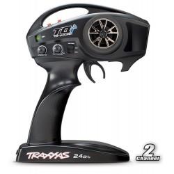 Traxxas 6509X TQi 2.4 GHz radio system, 2-channel Traxxas Link enabled (2-ch transmi