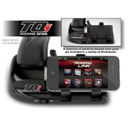 Traxxas 6510 Docking base, TQi 2.4 GHz transmitter (iPod/iPhone) (requires TQi radi