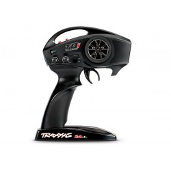 Traxxas 6513 Transmitter, TQi 2.4GHz high output, 2-channel (transmitter only)