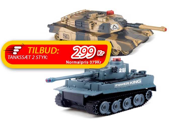 RC Tanks battle tanks